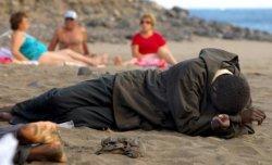 spiaggia - foto peacereporter
