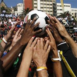 mondiali calcio dei senza dimora